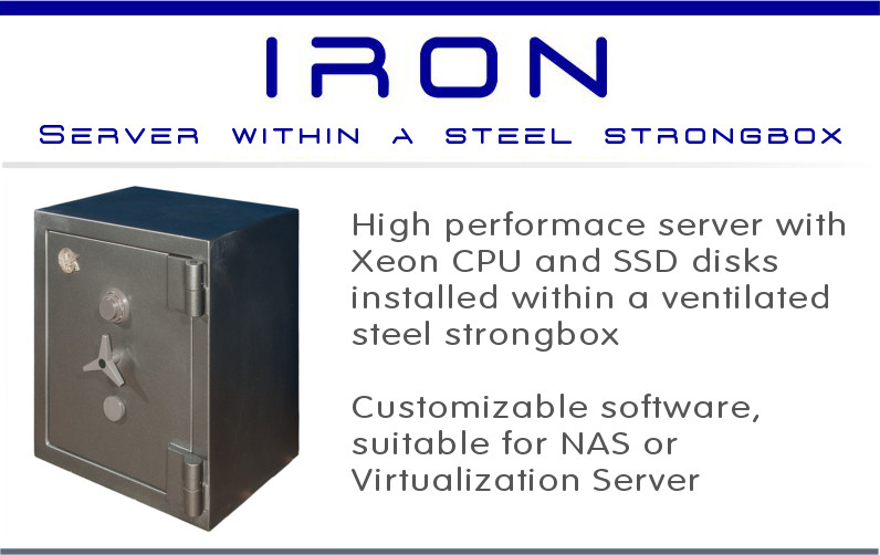 Iron - Strongbox Server